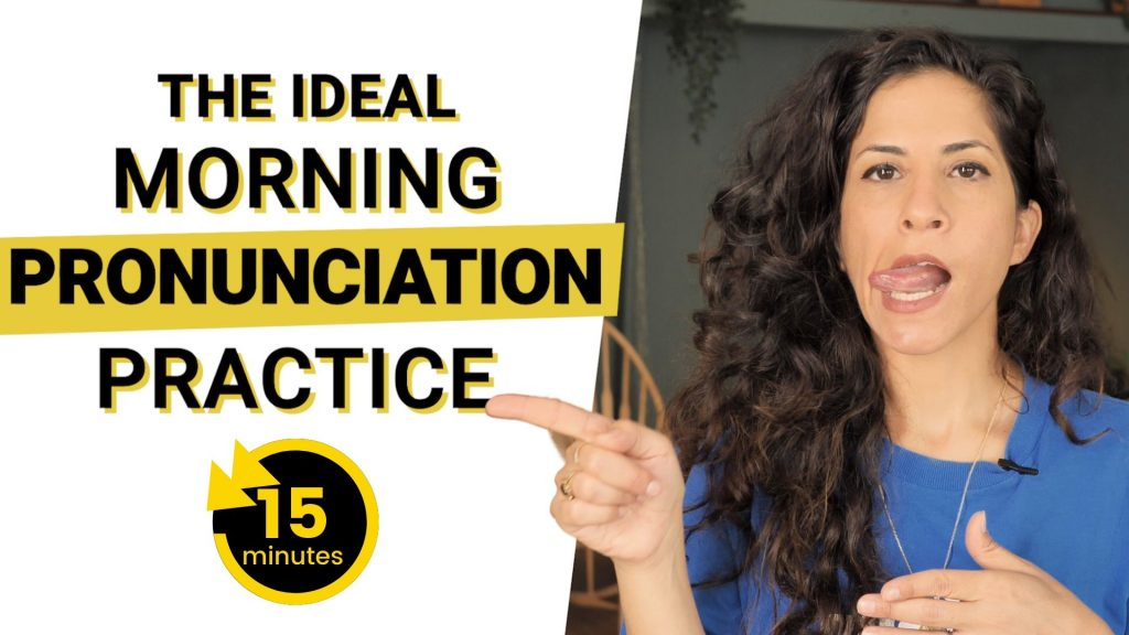 Pronunciation Practice for English Learners