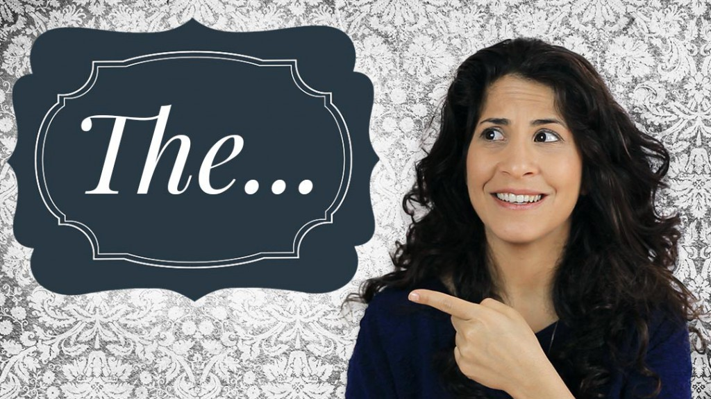 how to get a good english accent