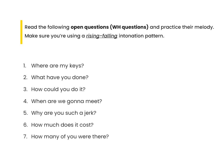 Intonation-of-Questions-Google