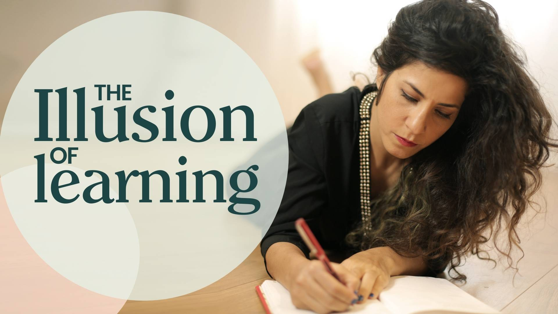 The illussion of learning English