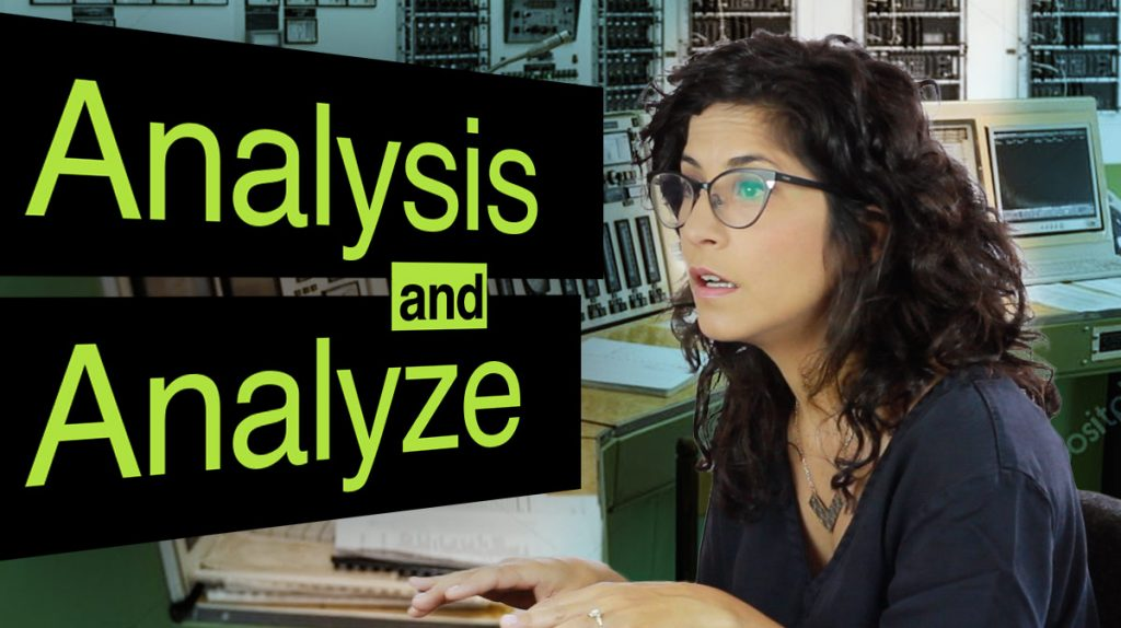 How to Pronounce Analysis